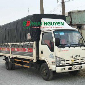 Cho thuê xe tải 2 tấn có thùng 6m giá rẻ tại TPHCM.