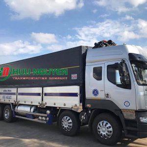Cho thuê xe tải 20 tấn giá rẻ tại TPHCM.