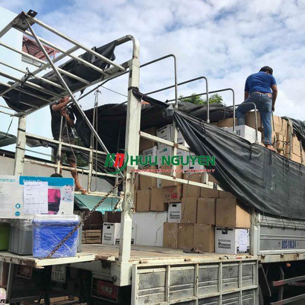 Vận chuyển hàng hóa đi Bình Định giá rẻ từ TPHCM