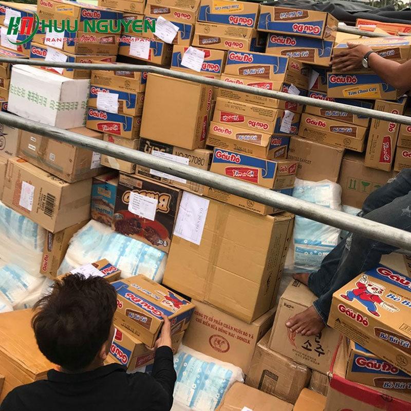 Vận chuyển hàng hóa đi Đà Nẵng giá rẻ từ TPHCM