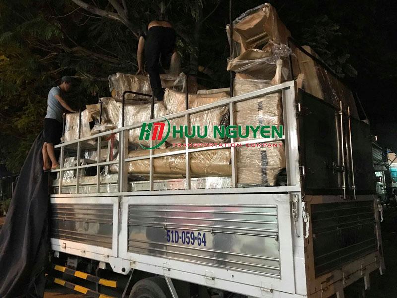 Vận chuyển hàng hóa đi Phú Yên giá rẻ từ TPHCM
