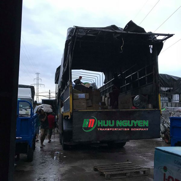 Vận chuyển hàng hóa đi Quảng Ngãi giá rẻ từ TPHCM
